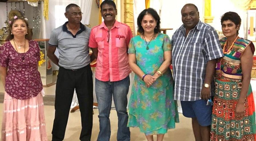 MF Leader Celebrates Christmas With Rainbow Senior Citizens