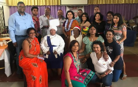 MF Team Celebrates Christmas with Bonella Senior Citizens