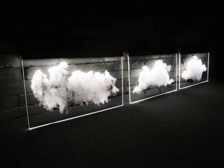 구름LED사인