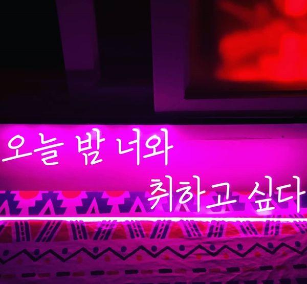LED아크릴간판 004 홍보사인 제작