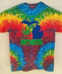 Membership Tie Dye Tshirt