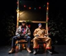 Pete Simpson and Ben Williams Photo by Alex Fabozzi