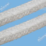 Ceramic Fiber Square Braided Rope