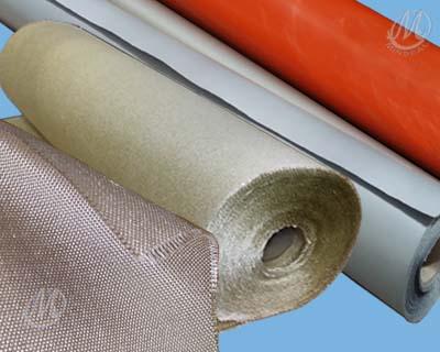High Temperature Coated Fabrics
