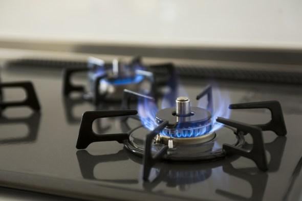 ガス代節約のイメージ