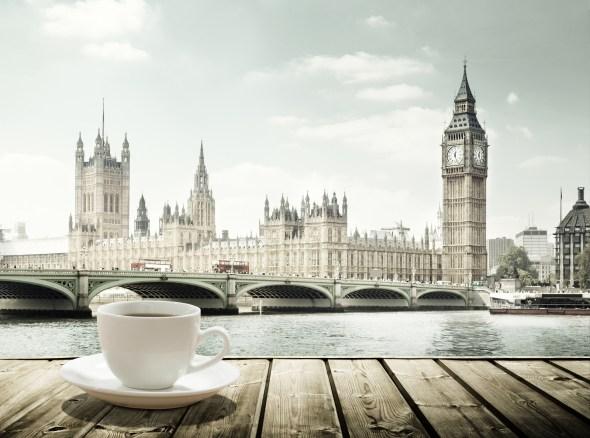 ロンドン ビックベン 風景