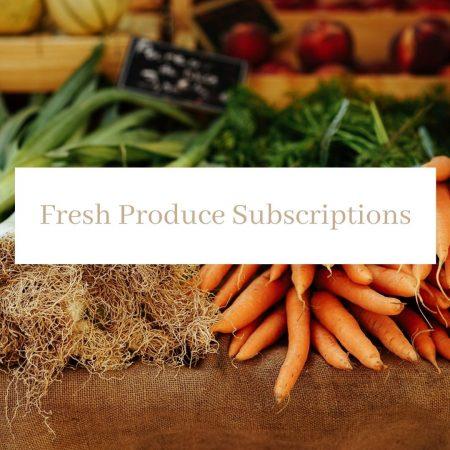 Fresh Produce Subscriptions
