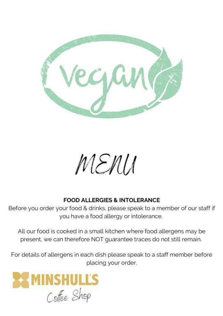 Vegan Menu 2 scaled