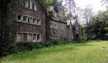 The Dundas courtyard
