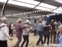 2016 Barn Dance – BW