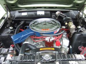 69 Ford Cobra Engine