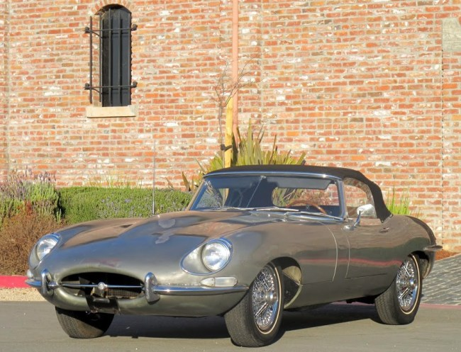 Jaguar XKE fr
