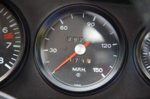 Porsche 911T Speedo
