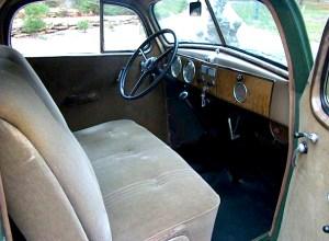 1936 Pontiac Business Coupe