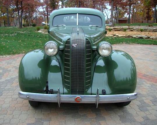 36 Pontiac fr