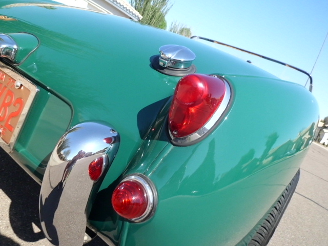 Austin Healey Bug Eye