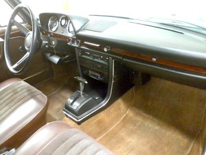 BMW 2000 In