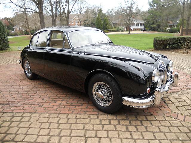 Jaguar MK II fr