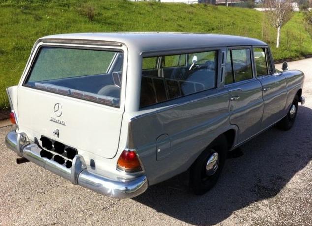 Mercedes Benz Universal