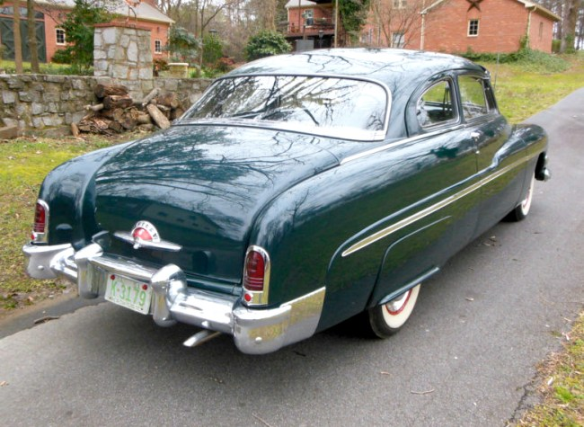 '51 Mercury Coupe