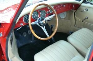 Porsche 356 int