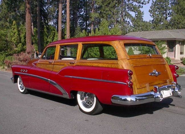 Buick Estate Wagon Woodie