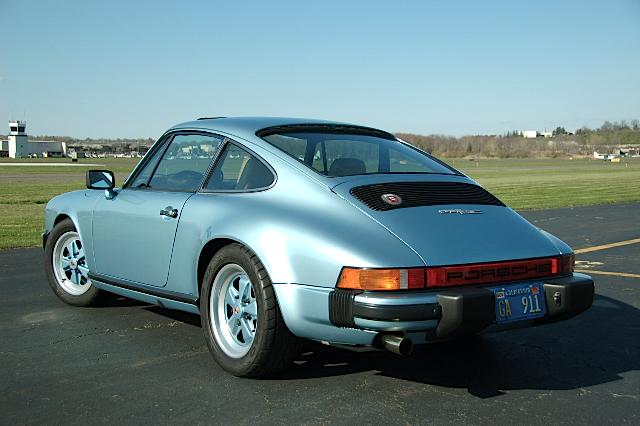 Porsche 911SC Coupe