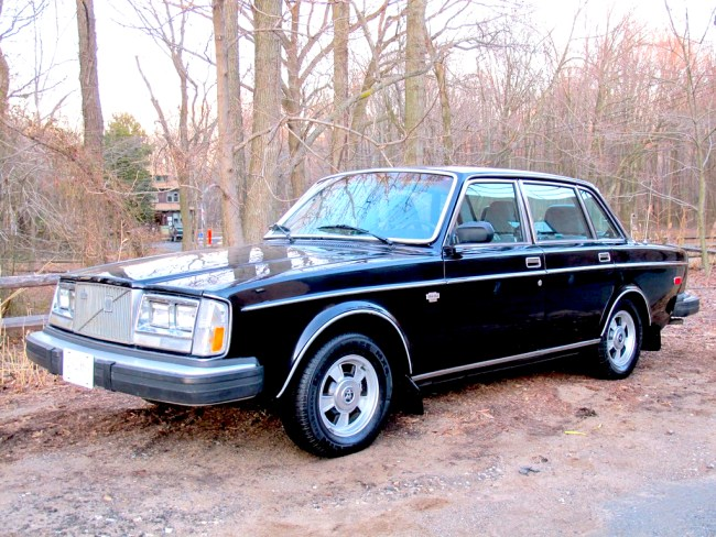 Swedish Limo rsquo 78 Volvo 264 GLE Mint2Me