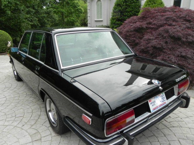 72 BMW Bavaria
