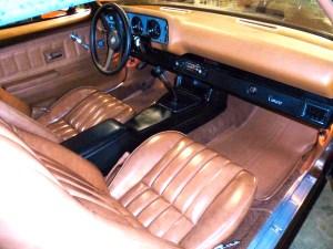 73 Chevy Camaro Z28