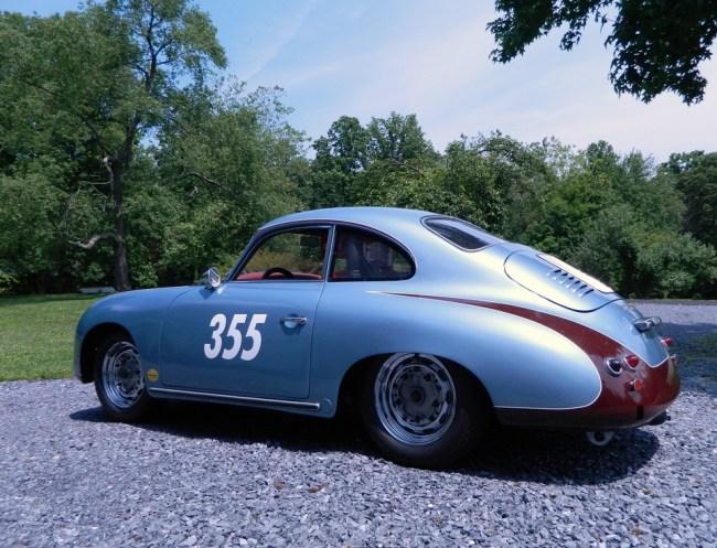57 Porsche 356A Racer
