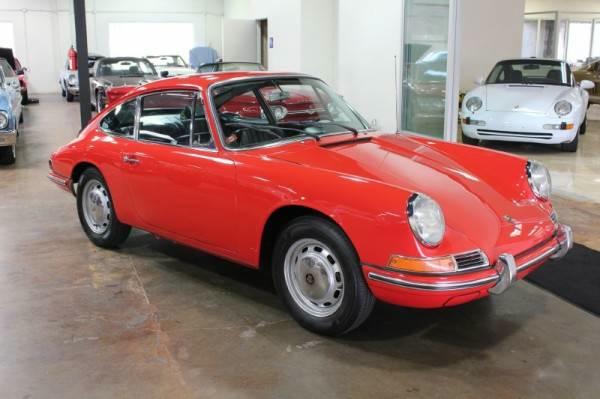 Plain: '67 Porsche 912 Coupe | Mint2Me