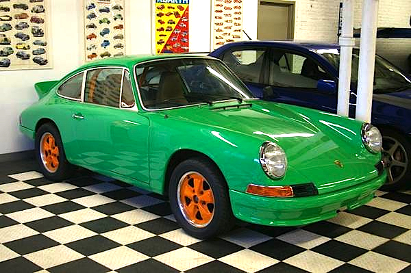 68 Porsche 912 Modified