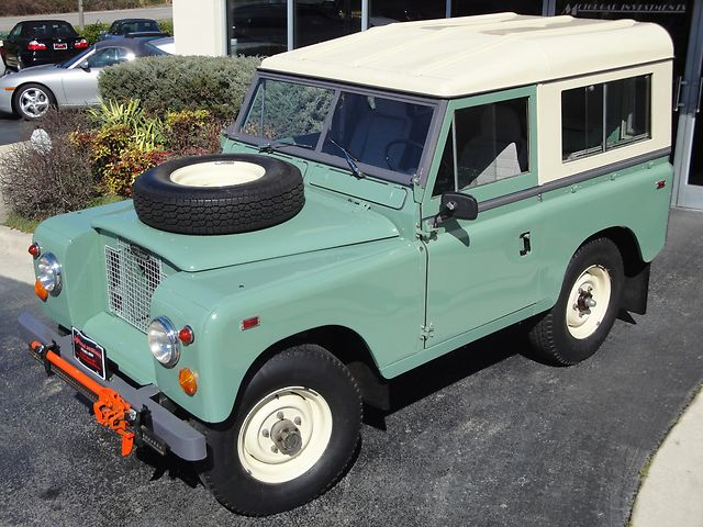 69 Land Rover