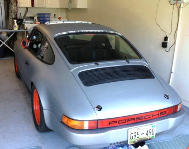 78 Porsche Outlaw