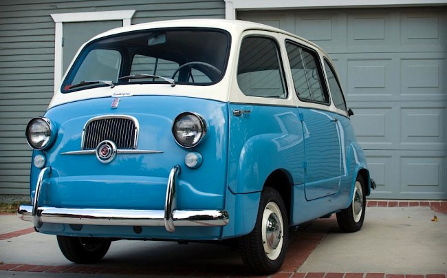 58 Fiat 600 Multipla