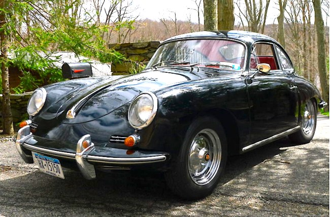 Re-listed: '60 Porsche 356B Coupe   Mint2Me