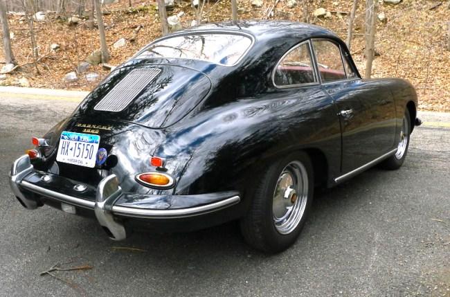60 Porsche 356B