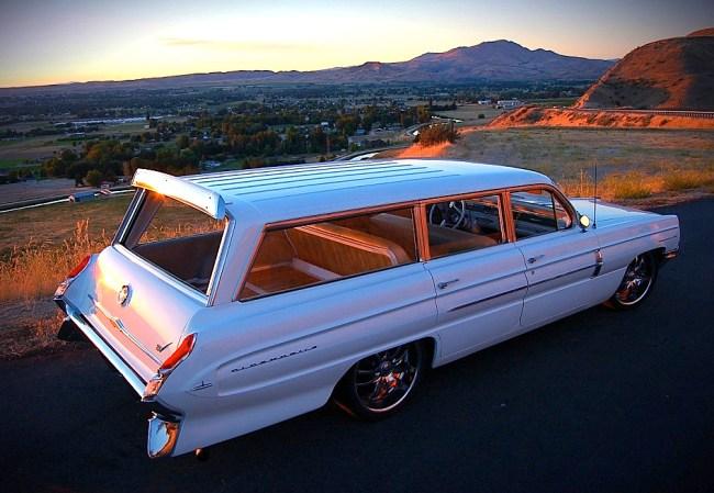 62 Oldsmobile Dynamic 88