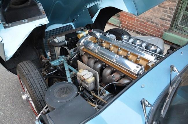 64 Jaguar XKE FHC