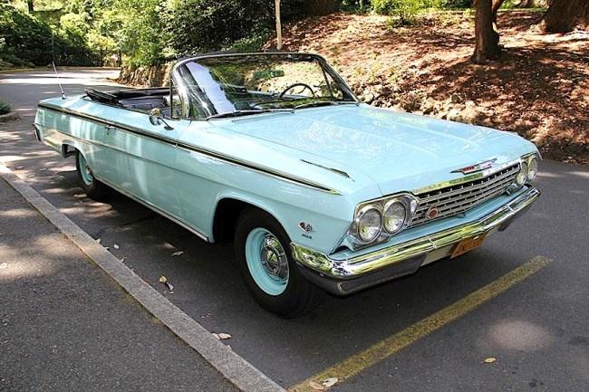 62 Chevy 409 Impala