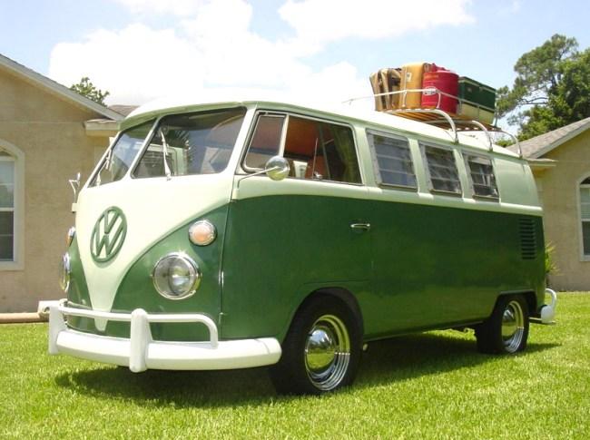 65 VW Westphalia