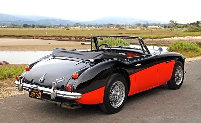 67 Austin Healey 3000 MKIII