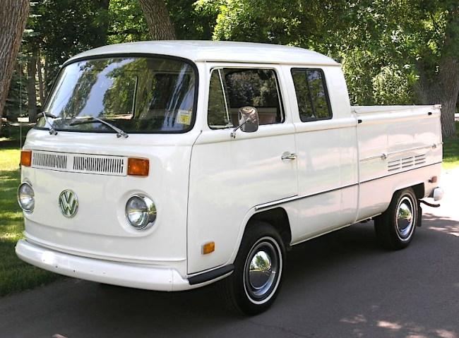 70 Volkswagen Double Cab