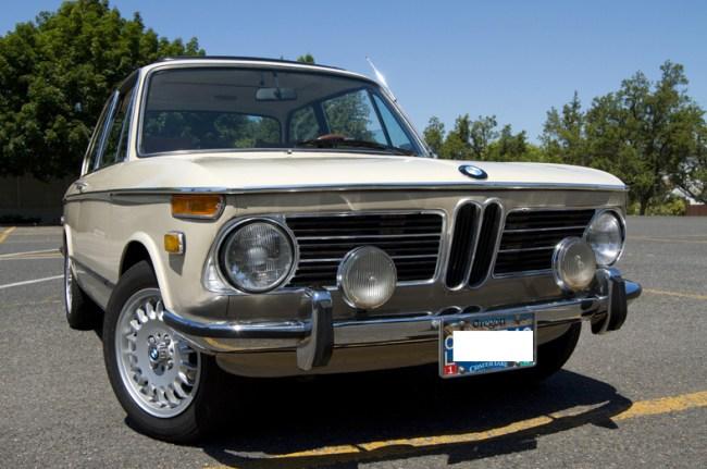 73 BMW 2002tii