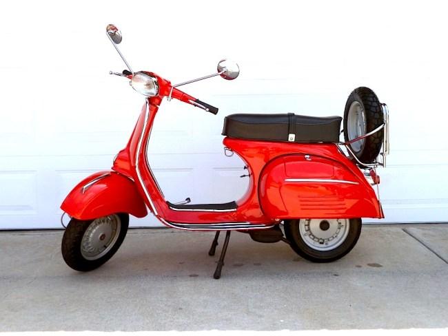 1968 Vespa 150