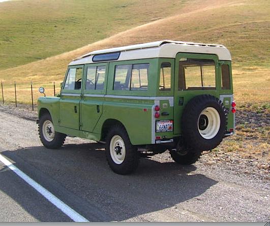 66 Land Rover