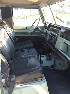69 Land Rover Int