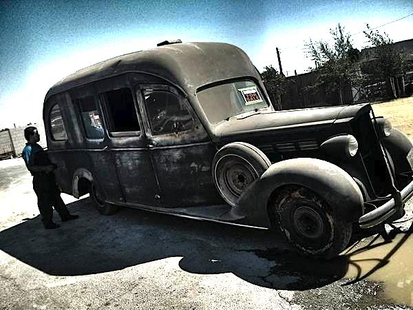 1938 Packard House Car