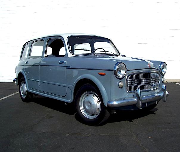 1960 Fiat 1100 Familiare